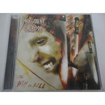 Malevolent Creation - The Will To Kill (2002) Cd Importado