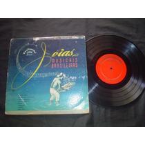Lp Radames Gnattali -joias Musicais Brasileiras-1954-10 Pol.