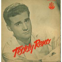 Lp Teddy Reno - Corde Della Mia Chitarra - Rge
