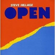 Steve Hillage - Open - Lacrado - Cd