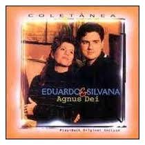 Eduardo E Silvana - Cd Agnus Dei - Novo Lacrado