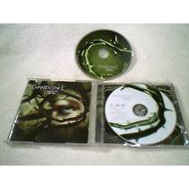 Dvd+cd-evanescence-anywhere But Home-com Encarte Interno