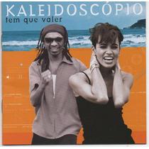 Cd Kaleidoscópio - Tem De Valer = Chuva - Frevo Mulher