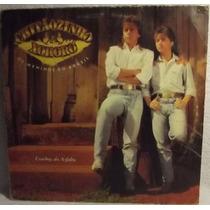 Lp / Vinil Sertanejo: Chitãozinho & Xororó - Cowboy ... 1990