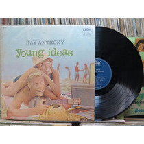 Ray Anthony Sua Orquestra Young Ideas Lp Capitol