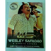 Dvd Wesley Safadão E Garota Safada Paradise + Frete Grátis