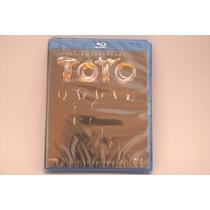 Blu-ray Toto - Live In Amsterdam - Lacrado Oportunidade