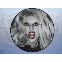 Lp Picture Disc - Lady Gaga- The Edge Of Glory