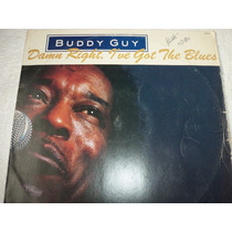 Lp Buddy Guy Damn Right I Ve Got The Blues 1991