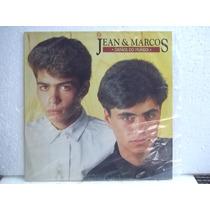 Jean E Marcos Orfãos Do Mundo Lp Excelente Estado