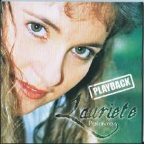 Playback Lauriete - Palavras | Frete Grátis