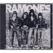 Ramones Ramones Primeiro Album Novo Lacrado Cd