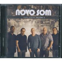 Cd Novo Som - Para Sempre - Vol 3 [original]