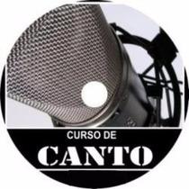 Curso De Canto Profissional 5 Dvds E Cd Técnica Vocal