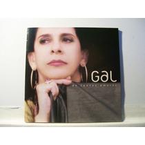 Gal Costa, De Tantos Amores, 2001, Cd Original Raro
