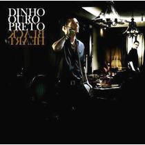 Cd Dinho Ouro Preto (capital Inicial) - Black Heart (promo)