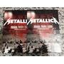 Cd Duplo + 2 Dvd Metallica Orgulho Paixão Gloria Ed Limitada