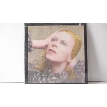Lp David Bowie Hunk Dory Importado Com Encarte