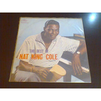 Lp The Best Of Nat King Cole