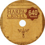 Cd 640 Hinos Da Harpa Cristã Em Cd Mp3