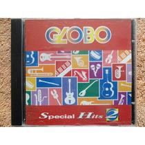 Cd - Globo Special Hits Vol 2 Flash Back Anos 70 E 80