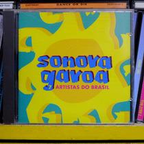 Sonora Garoa 7 Artistas Do Brasil Careqa Passoca Suba Cd