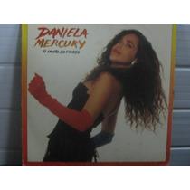 Lp Daniela Mercury O Canto Da Cidade Ótimo Estado + Encarte
