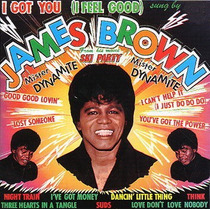 James Brown--i Got You ( Feel Good).vinil Lacrado.import.