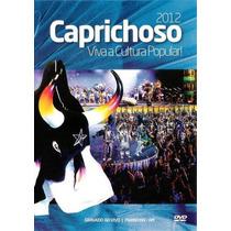 Blu-ray Caprichoso 2012 Viva A Cultura Popular Novo Lacrado