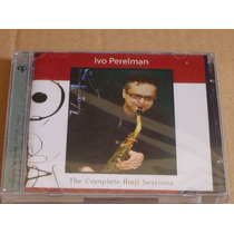 Ivo Perelman The Complete Ibeji Sessions 2 Cd Duplo Lacrado