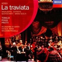 Cd Verdi:-tebaldi La Traviata