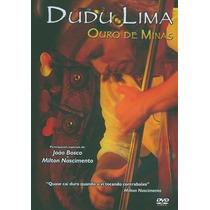 Dvd Dudu Lima - Ouro De Minas (2009)