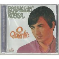 Cd-reginaldo Rossi-o Quente-idolos Da Jovem Guarda-lacrado.