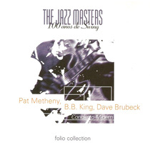 Cd The Jazz Masters - P. Metheny , B.b. King , D. Brubeck -