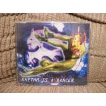 Cd Snap - Rhythm Is A Dancer Maxi Single Importado 3 Faixas