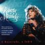Cd Roberta Miranda - A Majestade , O Sabiá ; Ao Vivo (2000)