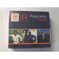 Box Com 3cds - Reginaldo Rossi - Brasil De A A Z