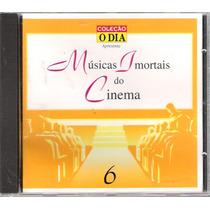 Cd Músicas Imortais Do Cinema Volume 6
