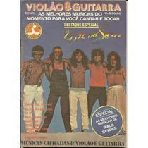 Revista-violão E Guitarra-a Cor Do Som,especial Raul Seixas
