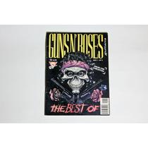 Revista - The Best Of Guns N Roses Solos Com Tablaturas