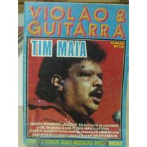 Revista - Violão E Guitarra - Tim Maia - Cifra