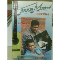 Revista - Toque Musical Especial - Leandro E Leonardo Cifra