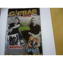 Revista Cifras E Letras Nº2 Foo Fighters Metallica Hole
