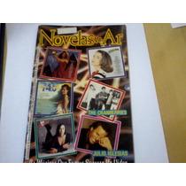 Revista Novelas No Ar Nº8 Tropicaliente Pátria Minha Viagem