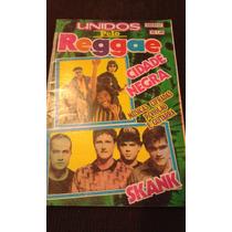 Revista Musica Unidos Pelo Reggae Cidade Negra Skank