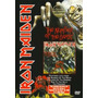 Iron Maiden The Number Of The Beast Dvd Lacrado