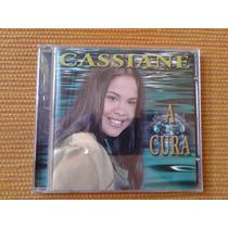 Cd Cassiane Original A Cura Gospel