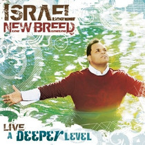Kit Dvd + Cd Israel Houghton A Deeper Level Lacrado Raridade