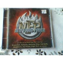 Cd,nfp,new Found Power,raro
