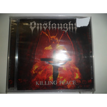 Cd Importado - Onslaught - Killing Peace